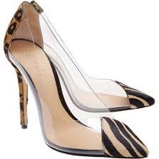 Schutz Shoes Size Chart S Cendi 2 High Heel Animal Printed Pump Schutz Shoes In