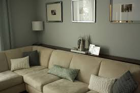 sofa table behind couch against wall. Sofa Table Behind Couch Against Wall