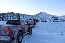Winter Experience in Landmannalaugar - Arctic Trucks Experience