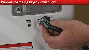 power cord replacement samsung dryer power cord replacement samsung dryer