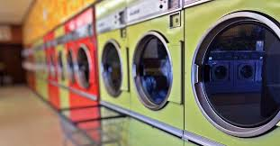 does your laundry smell fresh when it comes out of the washing machine photo