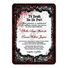 Halloween Wedding Invitations Halloween Wedding Invitations Zazzle