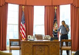 us president office. obama phoned russian president vladimir putin saturday from the oval office but presidentu0027s denim duo has sparked some complaints us