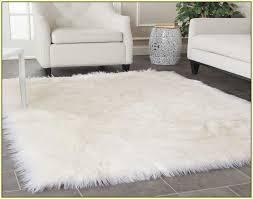 faux fur area rugs luxury white fur rug tar area rugs stunning furry area rugs