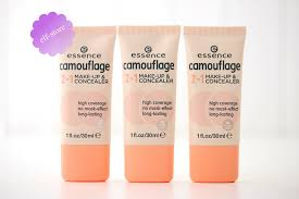 essence cosmetics camouflage 2in1 make up concealer full coverage foundation ebay
