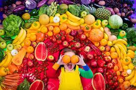 Afbeeldingsresultaat voor fruit en groente snack