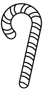 Small Picture Free Christmas Coloring Page Candy Cane ZIA tangle Holiday