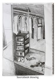 closed door drawing. Cupboard Closed Door Drawing