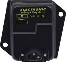 1973 dodge challenger parts electrical and wiring charging mopar voltage regulator upgrade at Wiring Mopar Electronic Voltage Regulator