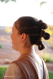it s easy to duplicate rey s hair for a simple rey costume onecreativemommy com