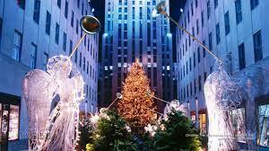 Christmas Tree At Rockefeller Center ...