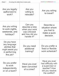 Job Interview Questions Social Websites