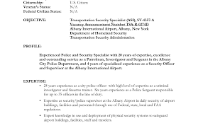 Campus Police Officer Cover Letter Sourcing Executive Cover Letter