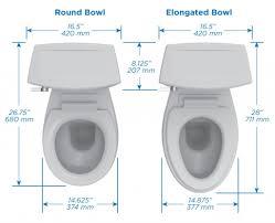 elongated bowl toilet dimensions. round bowl toilet dimensions designs elongated