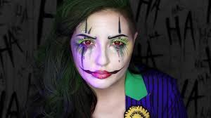 clic joker makeup tutorial spirit