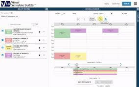 University Timetable Maker Visual Schedule Builder
