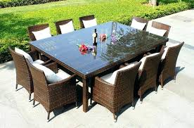 patio table for 8 8 person outdoor dining table person patio table with 8 outdoor dining