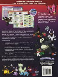 Pokemon X & Pokemon Y: The Official Kalos Region Pokedex & Postgame  Adventure Guide: Amazon.de: The Pokemon Company International Inc:  Fremdsprachige Bücher
