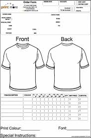 clothing order form template word apparel order form template template order form template order