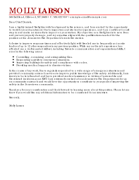Firefighter Cover Letter Law Enforcement Security Contemporary