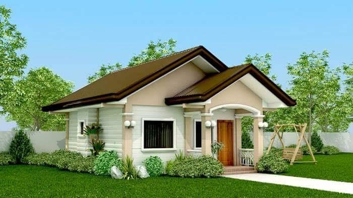 very simple dream house design