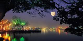 Image result for autum moon images