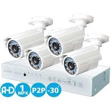 <b>IVUE</b> D5004 AHC-B4 - <b>Комплект Видеонаблюдения AHD</b> Дача 4+ ...
