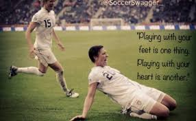 Inspirational Soccer Quotes Adorable Soccer Quote Mr Quotes