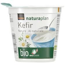 kefir. naturaplan organic natural kefir yogurt