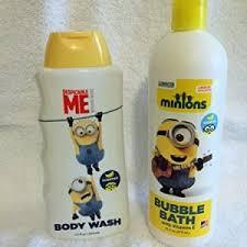 minion bathroom set. (2 pc) despicable me minion bath set bubble \u0026 shower gel bathroom