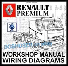 renault premium truck lorry workshop service repair manual & wiring Renault Midlum Spec Sheet renault premium truck lorry workshop service repair manual & wiring diagrams