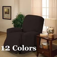 Madison Home Stretch Jersey Recliner Slipcover