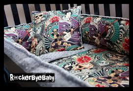 amazing baby nursery room decoration using punk baby crib bedding excellent punk baby nursery room