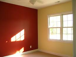 Painting A Bedroom Two Colors Two Colour Wall Painting Stunning Living Room Paint Color Ideas