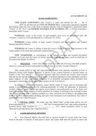 Lease Agreement Example 24 Best Of Commercial Lease Agreement Sample DoMooM 17