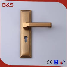 D Zinc Door Handle Factory Classic Design Fancy Handles Made In China