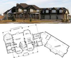 Calgary Area Acreage Custom House Floor Plans  Fine Line Homes    What Are Examples of Calgary Acreage Custom Floor Plans