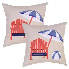 Outdoor Pillows Outdoor Cushions The Home Depot