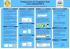 Powerpoint Poster Presentation Conference Poster Presentation Template Online Powerpoint A1