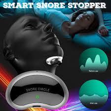 <b>Smart</b> Anti <b>Snore Stopper</b> Biosensor Sleeping Aid with APP and ...