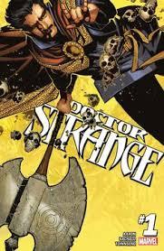 doctor strange vol 4 cover a regular chris bachalo cover midtown ics