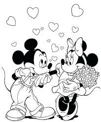 Mickey Mouse Coloring Sheet Mickey Mouse Colouring Sheets To Print