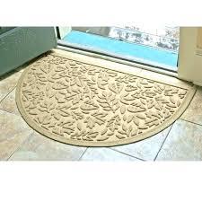 half circle rugs half circle rug circle rugs crochet semi rug pattern home circle rugs