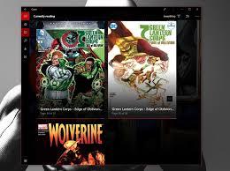 Cover App Windows Cover Is A Well Designed Comics Reader For Windows 10 And Windows 10
