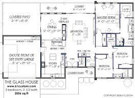 Modern House Plans Image Of Revere House Plan Modern Plans Nongzico