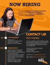 english to tagalog lance translators job hiring pinoyjobs ph english to tagalog trans home based job descriptions