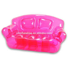 popular colorful transparent inflatable sofachair for sale  buy