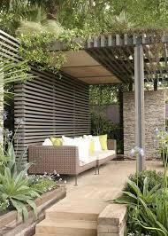 Pergola En Bois Pour La Terrasse En 22 Exemples Superbes E Ajouter Des Plantes Grimpantes Pour Embellir La Pergola En Bois