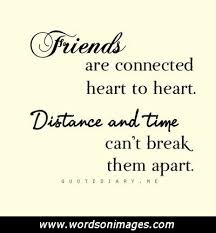 Quotes About Long Friendships