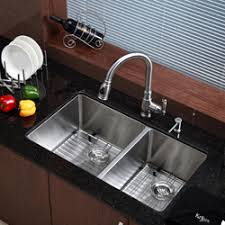 ruvati rvc2406 stainless enchanting kitchen sink and faucet sets